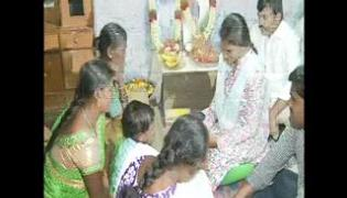 ys sharmila paramarsha yatra fifth day in warangal district - Sakshi