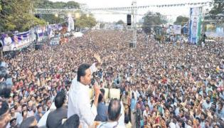 poor people not need to worry in our Government : ys jagan mohan reddy - Sakshi