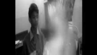 he young man poured petrol for two years boy in hyderabad old city - Sakshi