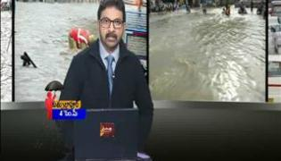 heavy rain in karimnagar district - Sakshi