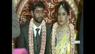 gayatri granites vaddiraju ravichandra's son marriage - Sakshi