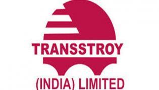 Transstroy  vehicles seized by dena bank - Sakshi