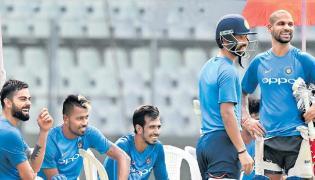 India vs South Africa, 4th ODI - Sakshi