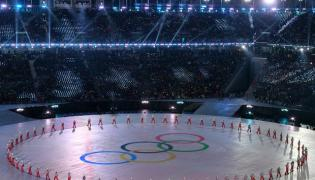 Winter Olympics 2018 Opening Ceremony - Sakshi