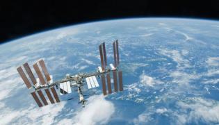 US plans to privatise International Space Statio - Sakshi