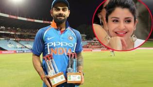 Virat Kohli Credits Wife Anushka Sharma For Keeping Him Motivated - Sakshi