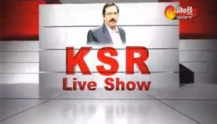 KSR Live Show 17th Feb 2018 - Sakshi