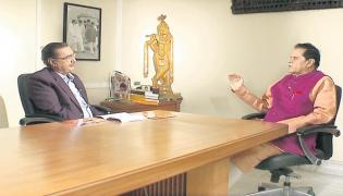 Sakshi Special Interview with T Subbarami Reddy - Sakshi