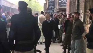 2 lawyers killed in Lahore court firing  - Sakshi