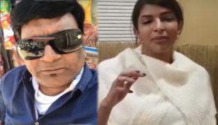 Manchu Lakshmi Kona Emotional on Sridevi Demise - Sakshi