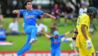 Under 19 Cricket World Cup Final Updates - Sakshi