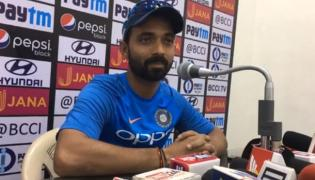 Rahane states his choice, says better equipped to bat at No 4 - Sakshi