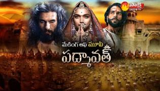 Making Of Movie Padmavat  - Sakshi