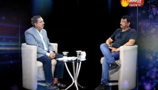 sakshi manasulo maata with director ram gopal varma - Sakshi