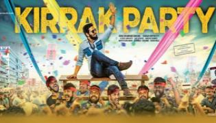 Kirrack Party Movie Review - Sakshi