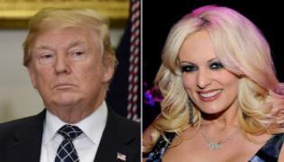 Trump Attorney Accuses Daniels  - Sakshi