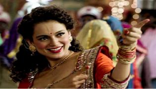 Kangana Breaks Silence On Political Entry - Sakshi