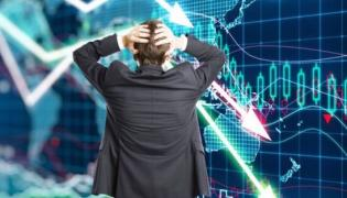The stock market is on the brink of an absolute breakdown - Sakshi