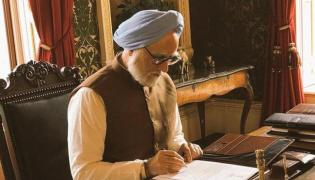 Anupam Kher Share The Video Of The Accidental Prime Minister - Sakshi