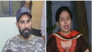 Mohammad Shami, Accused Of Domestic Violence And Infidelity By Wife Hasin Jahan, Summoned By Kolkata Police - Sakshi