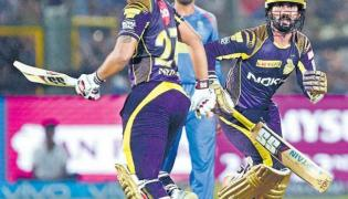 Kolkata Knight Riders beat Rajasthan Royals by seven wickets - Sakshi