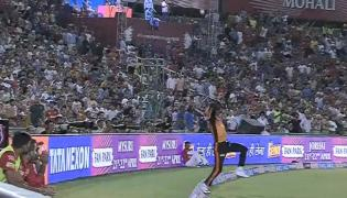 Pandey failed to Nair Catch at Boundary Line - Sakshi