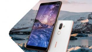 Nokia 7 Plus, Nokia 8 Sirocco Pre Orders Now Open in India - Sakshi