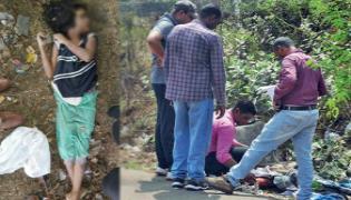 Surat Minor Rape Case Mystery Solved - Sakshi
