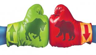 Sensex, Nifty close flat  IT stocks top gainers - Sakshi