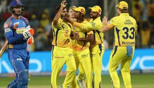 Chennai Super Kings beat Rajasthan Royals - Sakshi