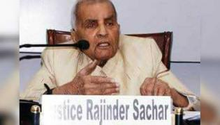 Sakshi Editorial On Justice Rajinder Sachar