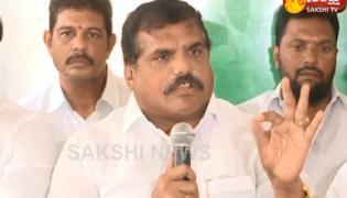 YSRCP Leader Botsa Satyanarayana Slams BJP, TDP - Sakshi