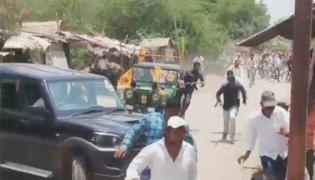 Attack On TDP Leader AV Subba Reddy in Allagadda - Sakshi