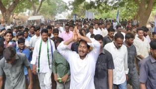 YS Jagan Prajasankalpayatra 142 Day Schedule Release - Sakshi