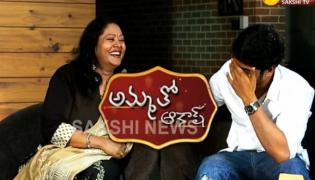 Special Interview with Puri Jagannadh wife Lavanya adn Son Akash  - Sakshi