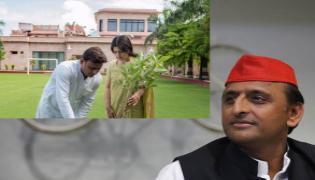 The Mistake I Did Was That I Did Not Build A Own House Says Akhilesh Yadav - Sakshi