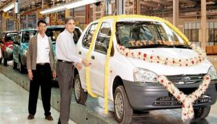 Tata Indica and Tata Indigo Cars  production ends Siam confirms - Sakshi