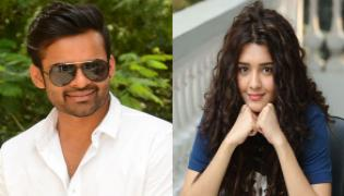 Is Ritika Singh Going To Act In Sai Dharam Tej Next Movie - Sakshi