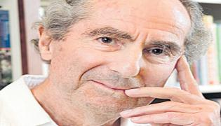 Pulitzer Prize Winner Philip Roth Passed Away - Sakshi