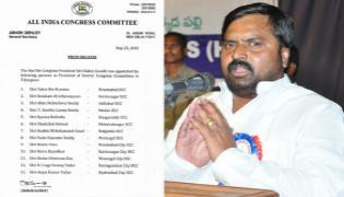 Rahul Gandhi Appoints DCC Presidents In Telangana - Sakshi