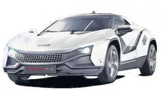 Tata Motors shelves sports car project RaceMo - Sakshi