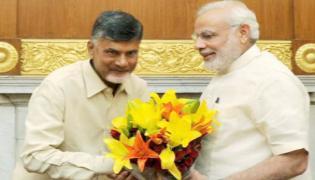 Chandrababu Naidu Attack On Narendra Modi At TDP Mahanadu - Sakshi