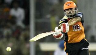 SRH Player Manish Pandey Trolled - Sakshi