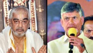 Why Chandrababu is Fearing about Ramana Dikshitulu - Sakshi