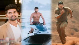 Five Fights And Five Climaxs In Saakshyam - Sakshi