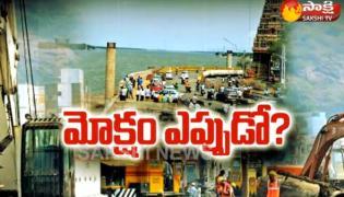 Vijayawada Kanaka Durga Flyover Deadline Extended - Special Edition - Sakshi