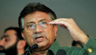 Pervez Musharraf Says  Nobody Asks India To Control Its Nuclear Assets - Sakshi