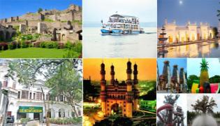 Hyderabad Is Best Tourist Place - Sakshi