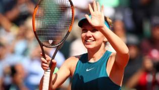 French Open 2018- Simona Halep beats Sloane Stephens in final - Sakshi