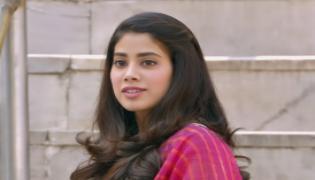 Janhvi Kapoor Dhadak trailer released - Sakshi
